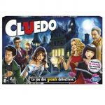 Hasbro Cluedo - Le jeu des grands détectives