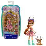 Mattel Enchantimals Gabriella Gazelle et Relais