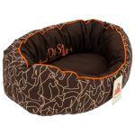 Aimé Corbeille ovale en ouatine D&S Horson T45 pour chien