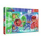 Trefl Puzzle Pièces XXL - Pyjamasques