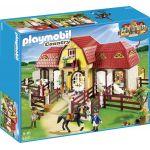 Playmobil 5221 Country - Haras avec chevaux et enclos