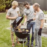 Weber GBS Premium E-5770 Charcoal - Barbecue Charbon Master-Touch