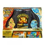 Moose Toys Trésor X - Série Feu & Glace - Pack Chasseurs