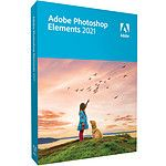 Photoshop Elements 2021 - 1 utilisateur - Version boîte [Windows]