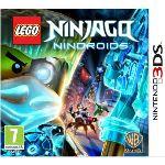 LEGO Ninjago : Nindroïds [3DS]
