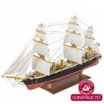 Constructo Maquette bateau en bois : HMS Warrior