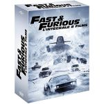 Coffret Fast and Furious - l'Intégrale 8 films