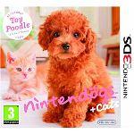 Nintendogs + Cats Caniche Toy & ses Nouveaux Amis sur 3DS