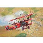 Revell 04116 - Avion Fokker DR. 1 Triplane - Maquette échelle 1:72