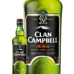 Clan Campbell Whisky Ecosse Blended 40% vol. 1 L