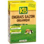 KB Engrais gazon organique - 100 m² - granules - 2.5 Kg - Engrais, Fertilisant