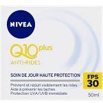 Nivea Q10 Plus - Soin de jour haute protection anti-rides FPS30