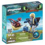 Playmobil 70041 Dragons - Astrid avec Globegobeur
