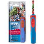 Oral-B Stages Power - Brosse à Dents Électrique Enfant - Marvel Avengers 3 ans +