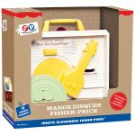 Fisher-Price Vintage Mange disques