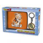 Abysse Corp Coffret portefeuille & porte-clés Dragon Ball Z Goku