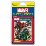 Panini Marvel Super Heroes - Stickers 6 Blister 10 pochettes