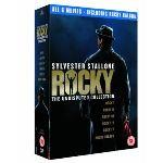 Coffret Rocky - Anthologie