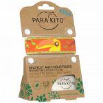 Para Kito Kids - Bracelet anti-moustique Toucan