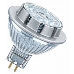 Osram Spot led GU5.3 7,2 watt (eq. 50 watt) - Couleur eclairage - Blanc chaud 2700°K