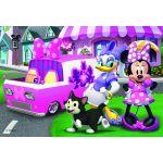 Dino Puzzle Minnie et Daisy