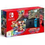 Nintendo Switch 2019 Bleue / Rouge + Mario Kart 8