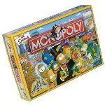 Hasbro Monopoly Les Simpsons