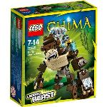 Lego 70125 - Legends of Chima : Le gorille légendaire