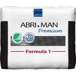 Abena 15 Protections urinaires Man Formula 1 - 250 ml - 23x29cm