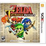 The Legend of Zelda Tri Force Heroes [3DS]