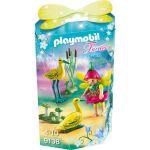 Playmobil 9138 Fairies - Fée avec cigognes