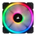 Corsair LL140 RGB - Ventilateur Dual Light Loop RGB LED PWM 140 mm