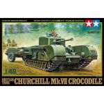 Tamiya Maquette Char : Churchill MK.VII Crocodil