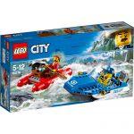 Lego 60176 - City : Police Larrestation en hors-bord