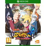 Naruto Shippuden Ultimate Ninja Storm 4 : Road to Boruto sur XBOX One