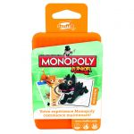 Cartamundi Shuffle Monopoly Junior