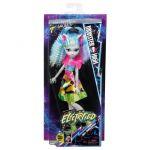 Mattel Poupée Monster High Coiffure électrisante Silvi Timberwolf