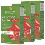 Biocyte Keratine Forte Full Spectrum - 3x40 gélules