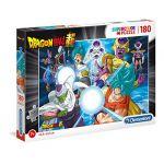 Clementoni Puzzle 180 pièces - dragon ball