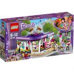 Lego 41336 - Friends : Le café des arts d'Emma