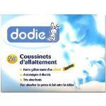 Dodie K807405 - 50 coussinets d'allaitement avec adhésif