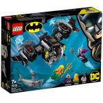 Lego Batman Movie 76116 - Le Bat-Sous-Marin de Batman et le combat sous l'eau