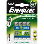 Energizer Energizer 4 accus AAA NiMH 1,2V 1000 mAh