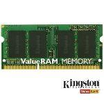 Kingston KVR16S11S8/4 - Barrette mémoire ValueRAM 4 Go DDR3 1600 MHz CL11 204 broches