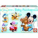 Educa Puzzle Baby Mickey 3 à 5 pièces