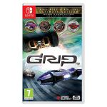 GRIP: Combat Racing Roller VS Airblades Ultimate Edition [Switch]