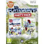 Les Schtroumpfs Party Pack sur Wii