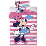 Faro Disney Parure de lit pour Enfant 100 x 135 cm Minnie Mouse