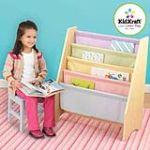 KidKraft Bibliothèque à compartiments