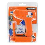 Cleopatre Pistolet à colle avec 2 recharges